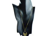 """Nelli"" Truth, Necklace in Yellow Gold"