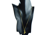 """Cualli"" The Good One Necklace in Yellow Gold"