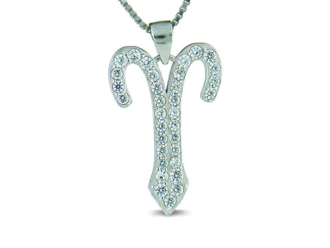 """Aries"" The Dynamic One Necklace II"