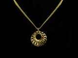 """Gioia"", Happiness Necklace in Yellow Gold"