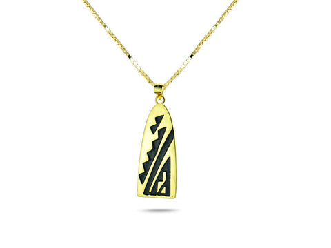 """Good Prospects"" Symbol Necklace"