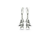 """Eukleia"",The Glory Earring White Gold"