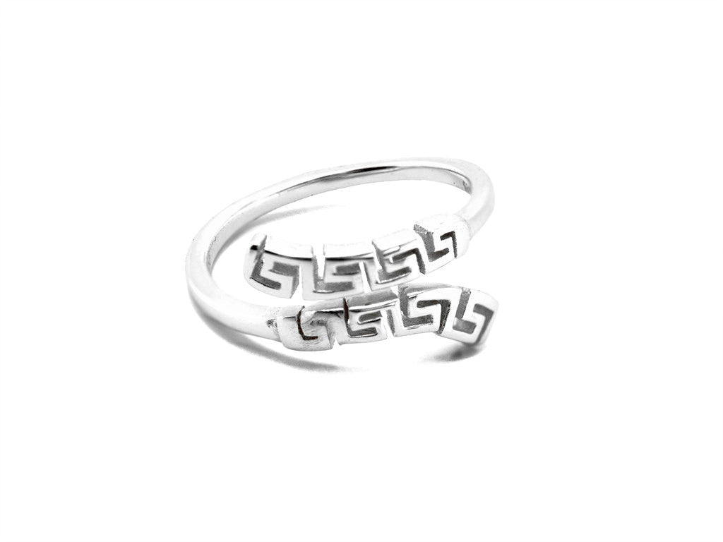 Meandros key the symbol of eternity ring in white gold vivir meandros key the symbol of eternity ring in white gold biocorpaavc