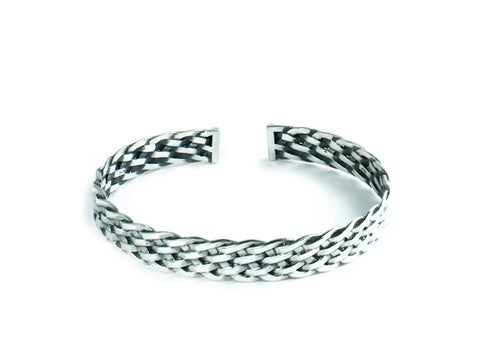 """Kikapu"", The Basket Bangle"