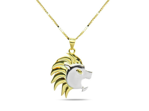 """Leo"" The Confident One, Necklace I"