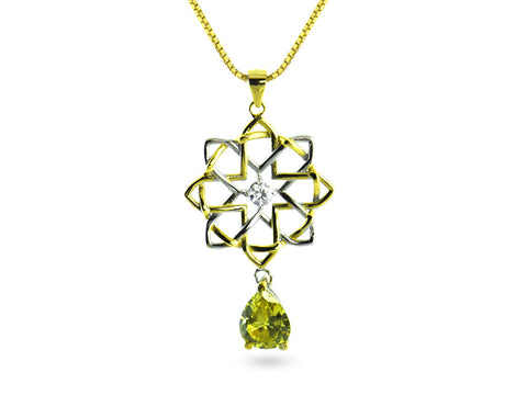 """Niamh"" The Bright One, Necklace"