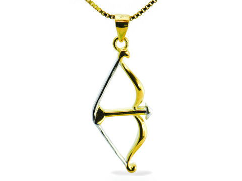 """Sagittarius"" The Philosophical One Necklace I"