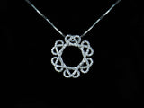 """The Heart Knot"" Necklace II"