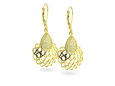 """Zuri"" The Beautiful, Earrings"