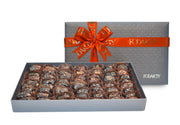 Fodakty Elegance Rectangular Large Ajwa Dates Gift Box