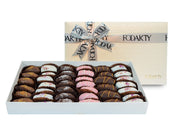 Fodakty Elegance Rectangular Large Chocolate Covered Dates Gift Box