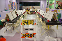 Awesome Fundraising Idea For Schools Paint Zone Art Studio