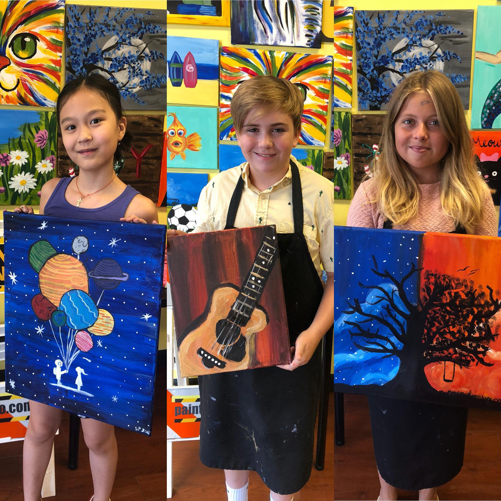 Kids Art Classes 2019-2020