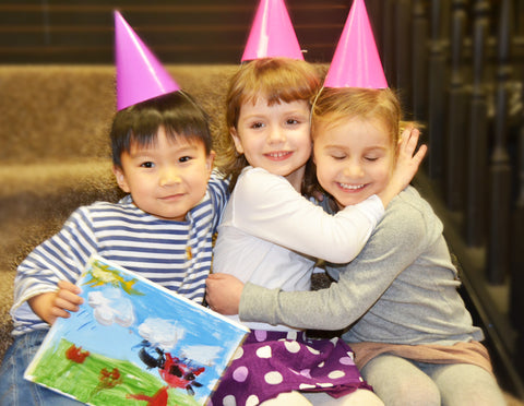 FUN ARTY PARTY BIRTHDAY PACKAGE FOR KIDS