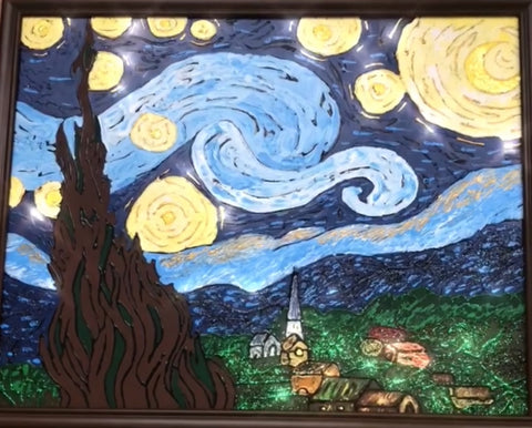 Stained Glass Classes for Kids 9+