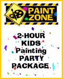 Kids Painting Party - Rutherford, NJ