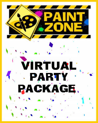 Online Virtual Private Painting Party