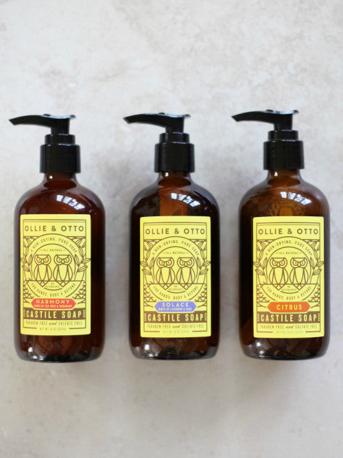 Soap Trio Bundle