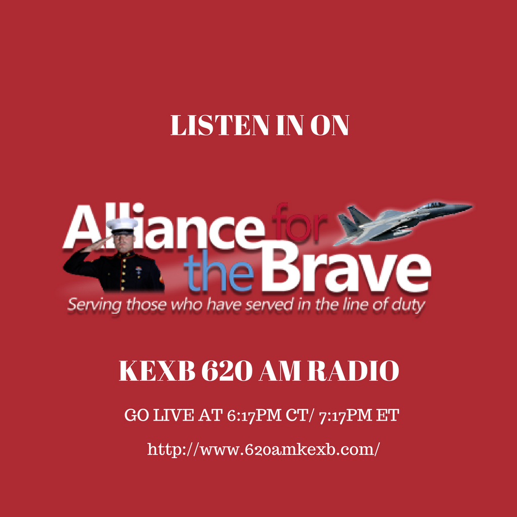 Alliance for the Brave Radio Interview with Ron Abrams