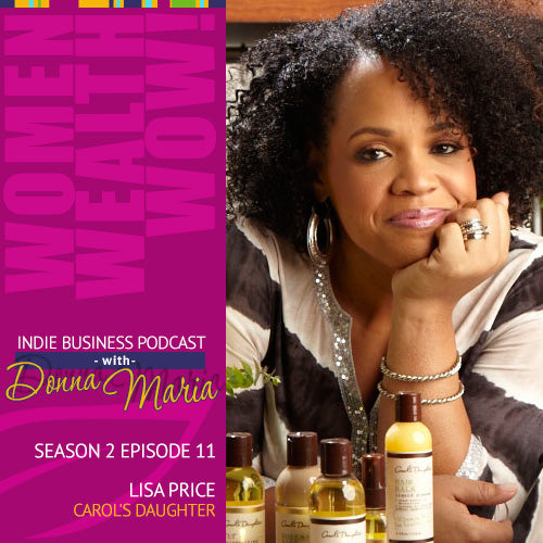 Indie Business Network with Donna Maria