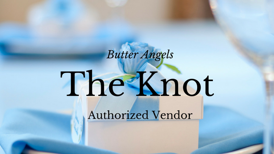 Butter Angels | Wedding Favors | The Knot