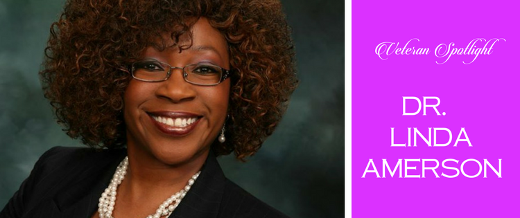 Dr. Linda Amerson | Veteran Spotlight | Butter Angels Handcrafted Skin Care