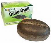 My first Encounter with DuDu Osun Black Soap