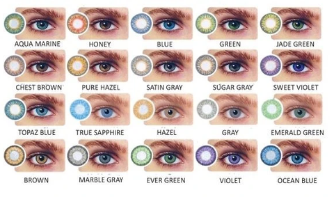 Hollywood Contact Lenses