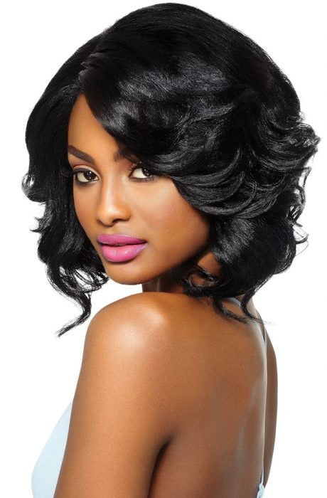 Outre Synthetic L-Part Swiss Lace Front Wig Keri - Beauty Bar & Supply