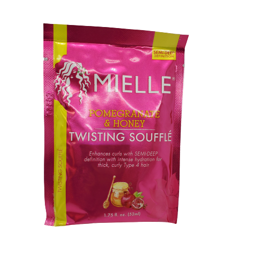 Mielle Pomegranate & Honey Twisting Souffle Sample Pack