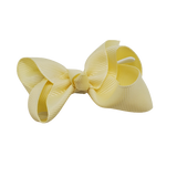 "Fabric 3"" Hair Bow-Assorted Colors"
