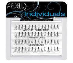 Ardell Duralash Knot Free Individual Medium Black - Beauty Bar & Supply