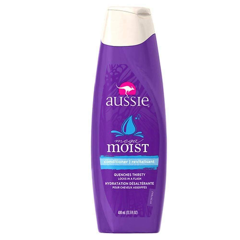 Aussie Mega Moist Conditioner - Beauty Bar & Supply