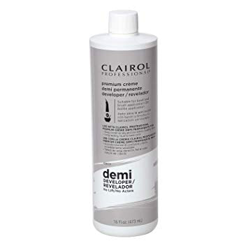 Clairol Creme Demi Developer Permanete Developer - Beauty Bar & Supply