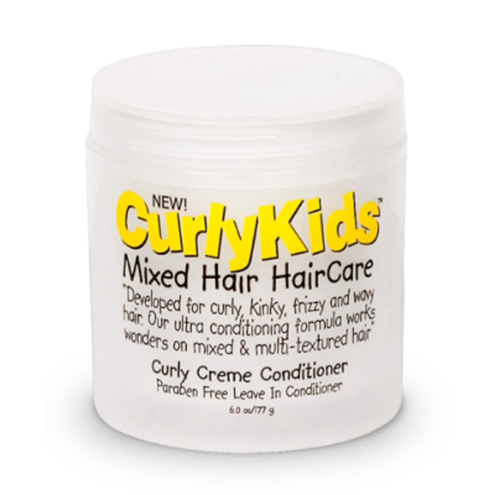 Curly Kids Creamy Conditioner - Beauty Bar & Supply