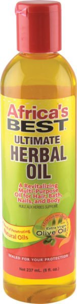 Africa's Best Ultimate Herbal Oil - Beauty Bar & Supply