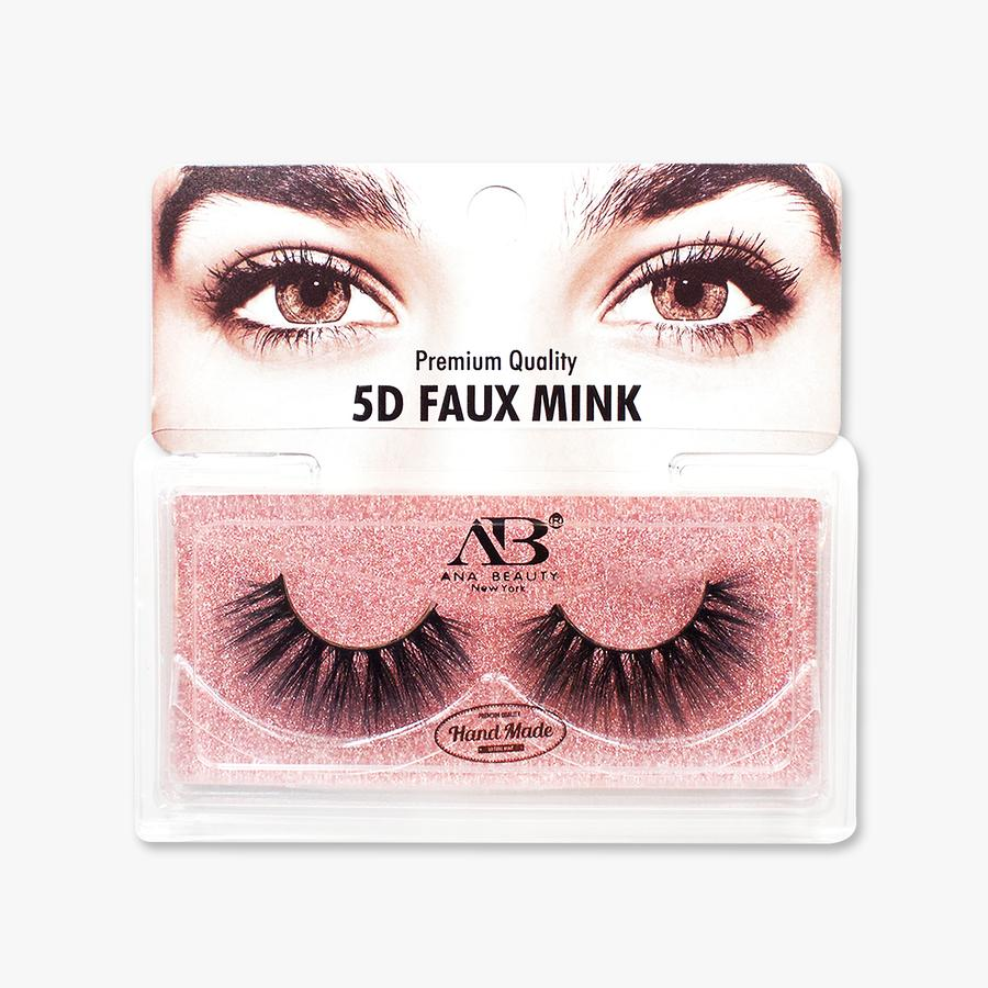 Ana Beauty 5D Faux Mink #51 - Beauty Bar & Supply