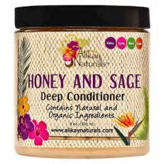 Alikay Naturals Honey and Sage - Beauty Bar & Supply