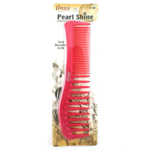 Annie Pearl Shine Professional Comb - Beauty Bar & Supply