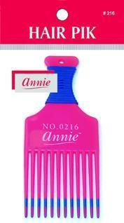ANNIE HAIR PIK ASSORT #216 - Beauty Bar & Supply