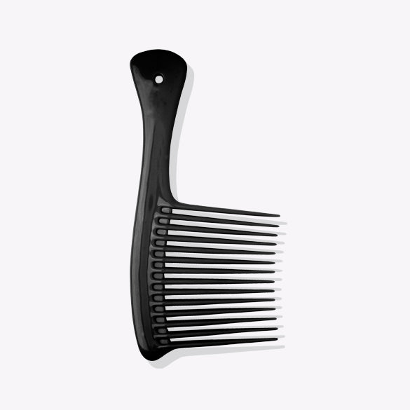 Annie Jumbo Rake Comb #23 - Beauty Bar & Supply