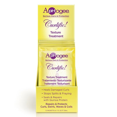 Aphogee Curlific Texture Treatment - Beauty Bar & Supply