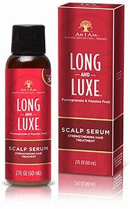 As I Am Long and Luxe Scalp Serum - Beauty Bar & Supply