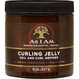 As I Am Curling Jelly Coil And Curl Definer - Beauty Bar & Supply