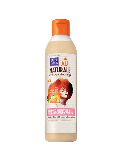 Dark And Lovely® Au Naturale Anti-Shrinkage Beyond Gentle And Sulfate-Free Wash - Beauty Bar & Supply