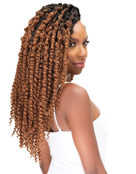 "Janet Collection Boho Twist Braid 18"" - Beauty Bar & Supply"