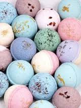 Salt Artisan Bath & Body Creations Bath Bombs
