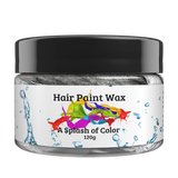 Hair Paint Wax-Black