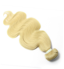 Lx Hair Collection Brazilian Blonde Body Wave Human Hair Grade 8