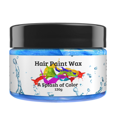 Hair Paint Wax-Blue
